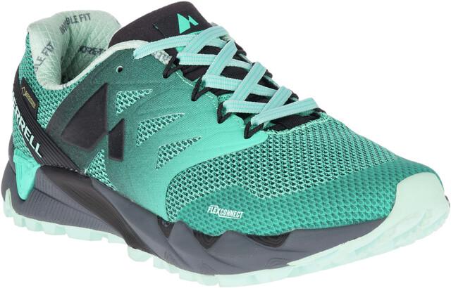 Merrell Agility Peak Flex 2 GTX Shoes Damen superwash